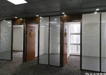 坂田地铁口精装修写字楼112平图片1