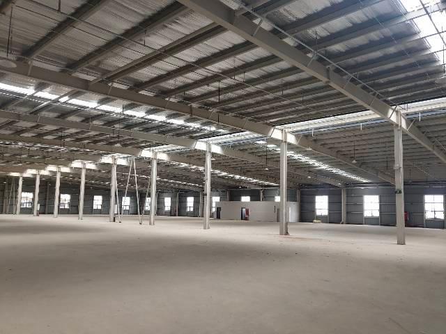 成都单层钢结构厂房出租入园门槛低