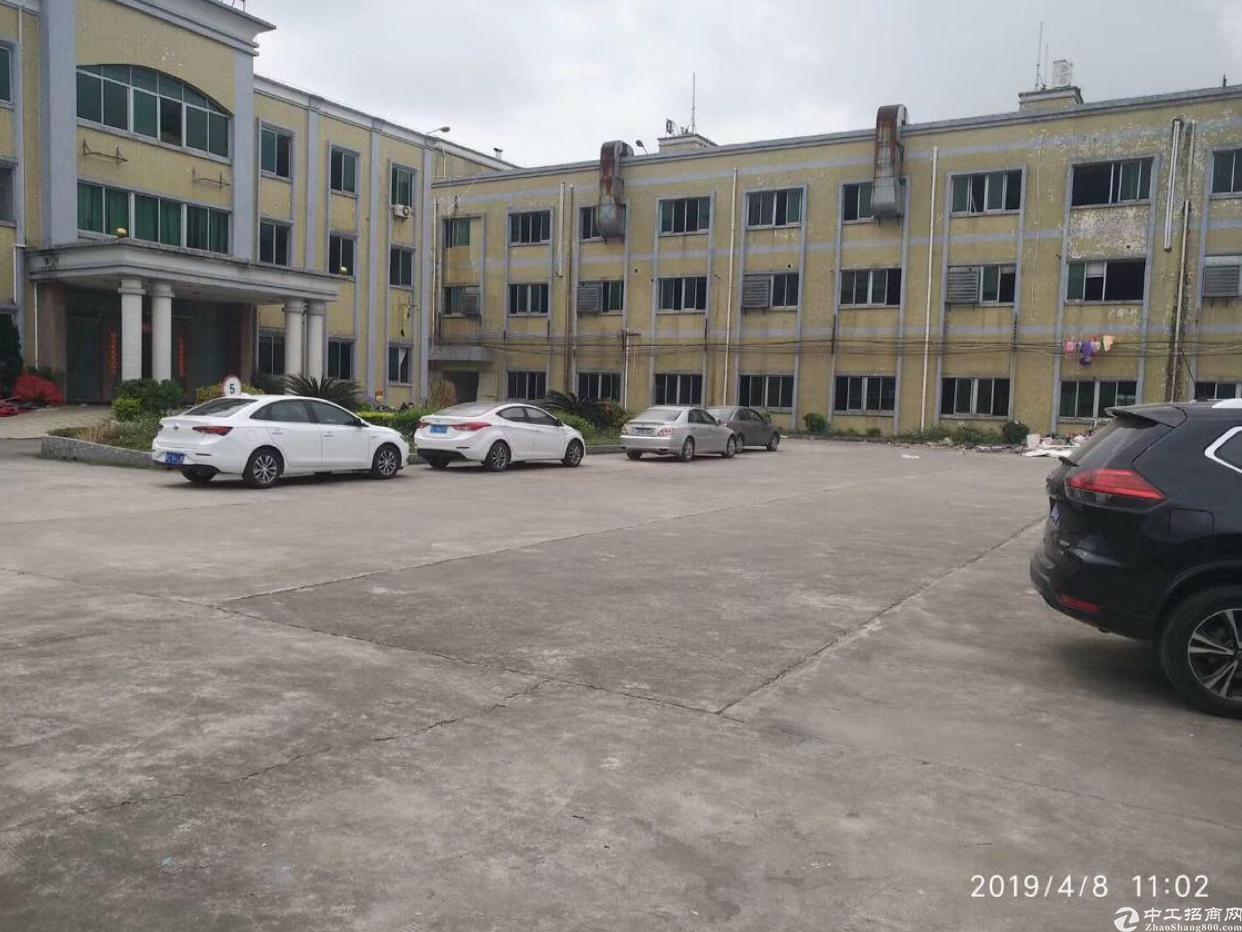 靠近深圳独院村委合同6000平厂房诚意出售,价格实惠