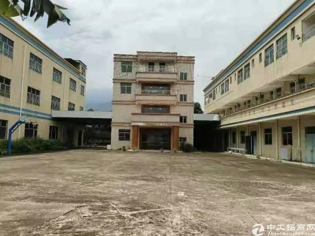 博罗长宁独门独院标准厂房,教育机构出租