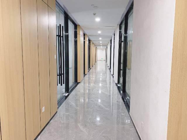 龙岗区平湖华南城地铁口300米带精装修写字楼图片3