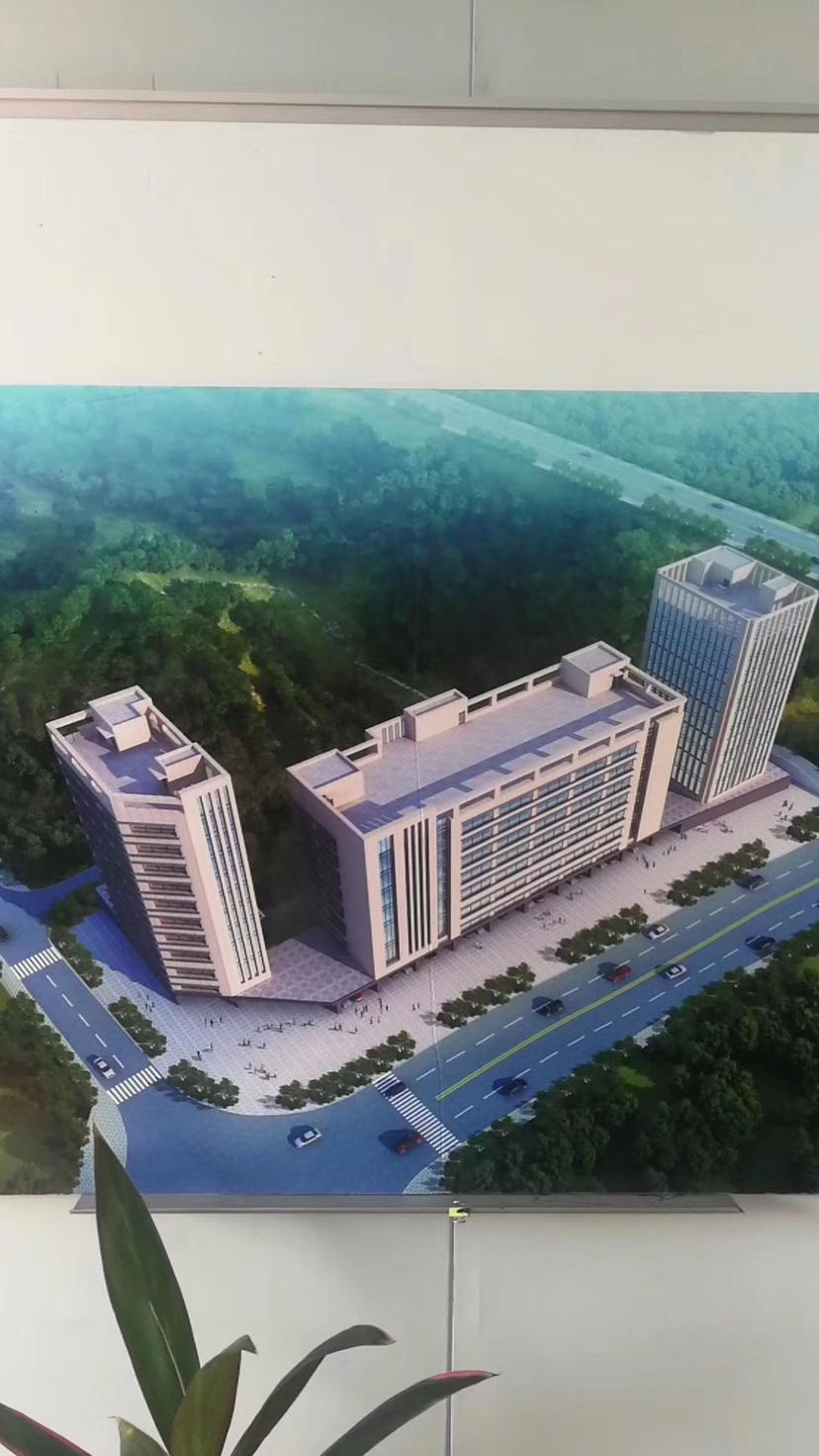 东莞大岭山9成新独院13000平独院厂房出售!