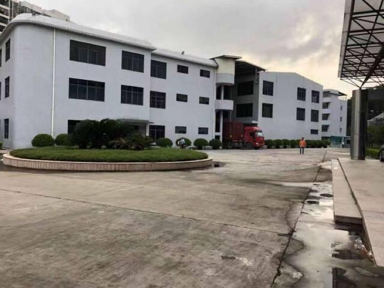 惠州市博罗县龙溪镇某工业区内7300方厂房出售