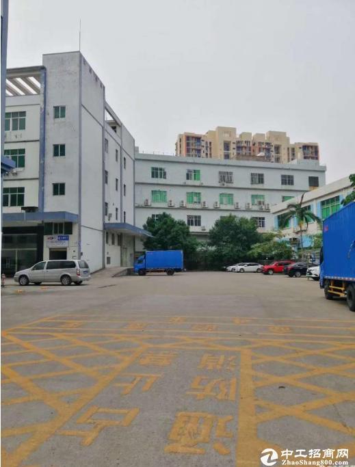 厚街镇下汴村富民路2800平方带装修电商贸易仓库大小面积可分