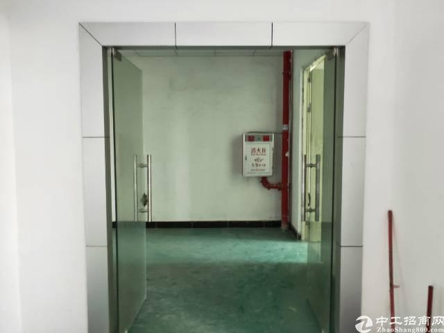长安原房东四楼整层1200平,重工业厂房,办公室水电齐全