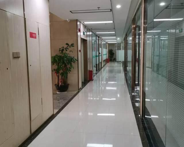 坂田地铁口精装修写字楼112平图片5