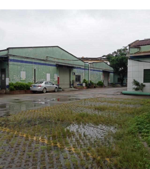 惠州市园洲出售占地12000m²,建筑8800m²厂