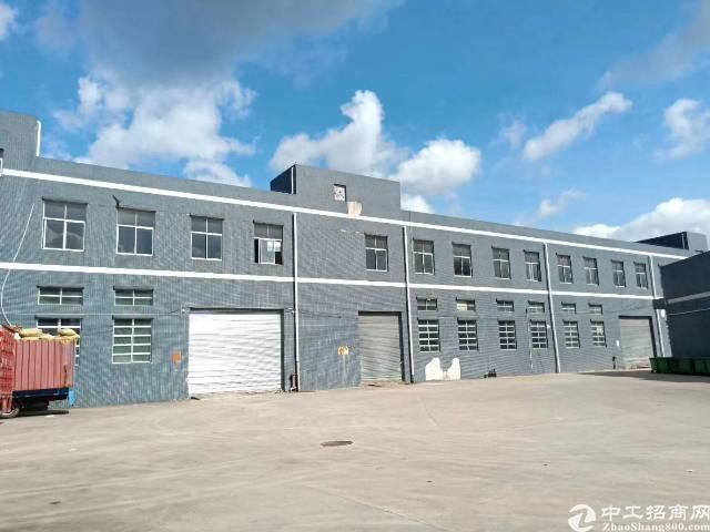 公明原房东标准厂房两层,共3400平方,适合大型生产,仓库