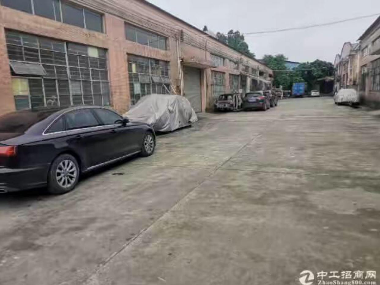 广州天河珠吉独院500平单一层厂房仓库出租