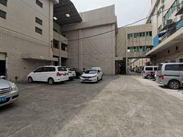 深圳光明新出楼上非常便宜的厂房-图3