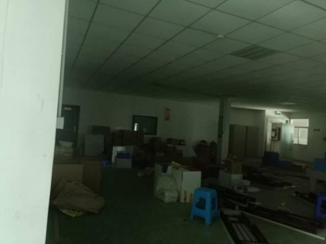 樟木头镇百果洞管理区标准厂房三楼600平方带办公室装修出租