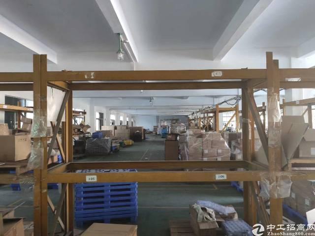 惠州沥林精典小独院厂房面积4300平米,租金14