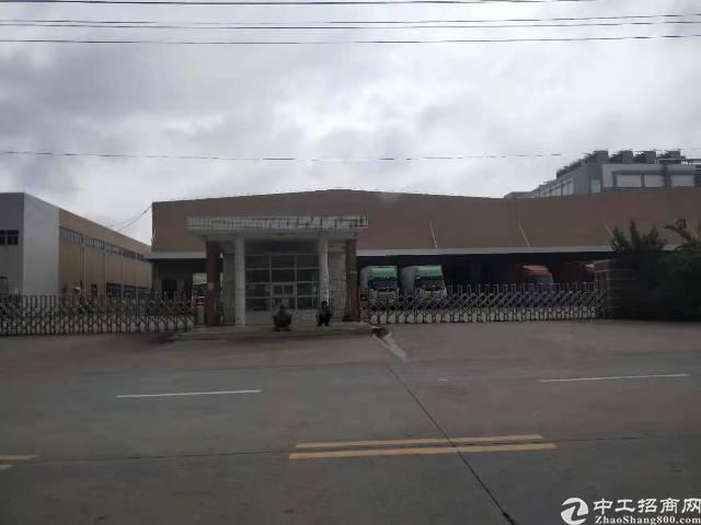 惠阳淡水21000平米单一层原房东独院钢构出租-图2
