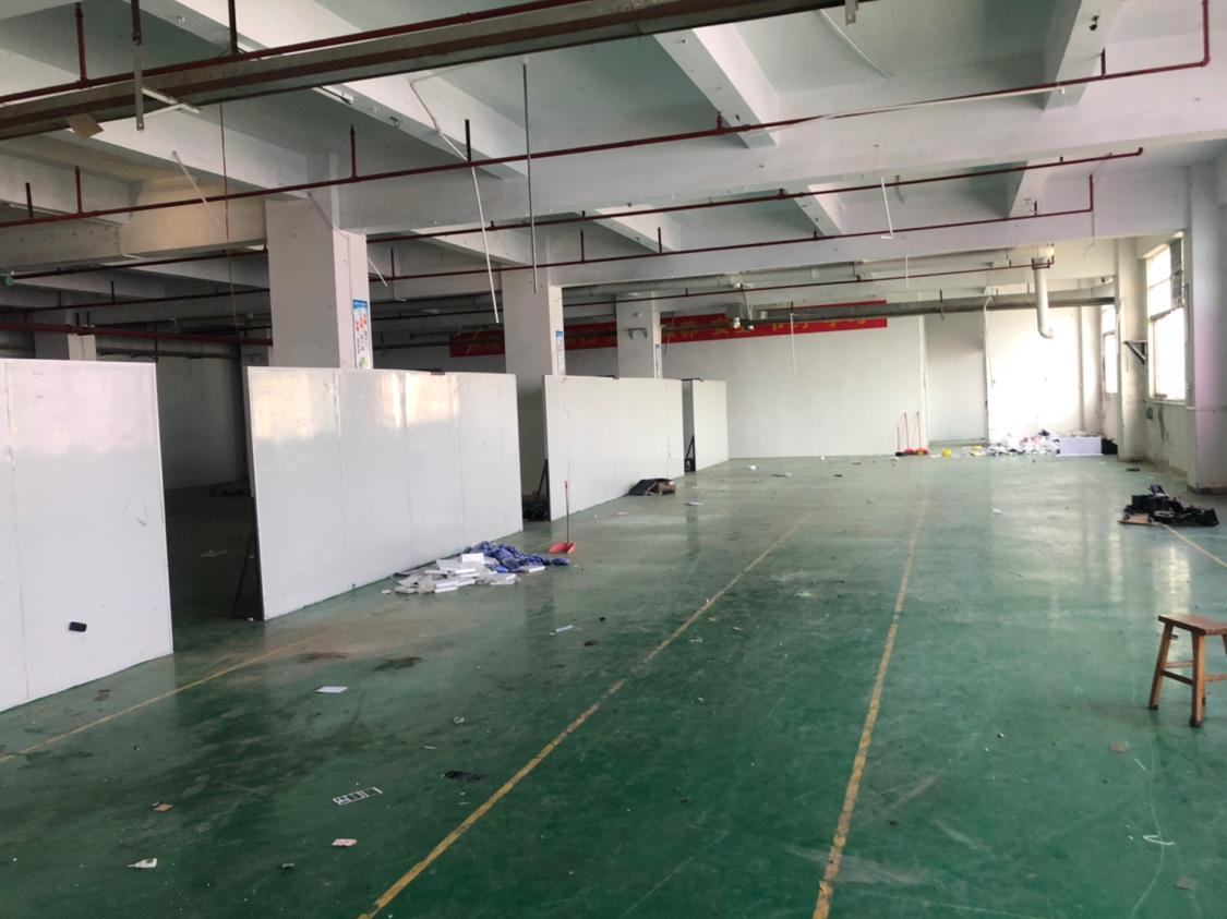 福永凤凰新出800平方重工业仓库出租