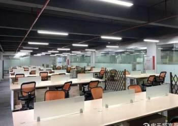 高得房率!黄埔科学城绿地中央广场区块链工业智能产业园600平图片2