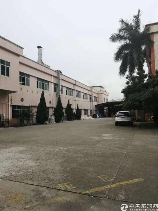樟木头金河工业区独院厂房5600平方招招租-图2