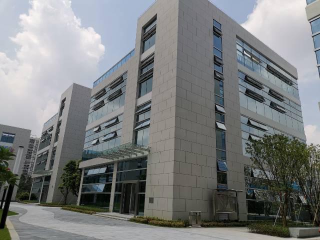 布吉独栋园区办公写字楼2110平