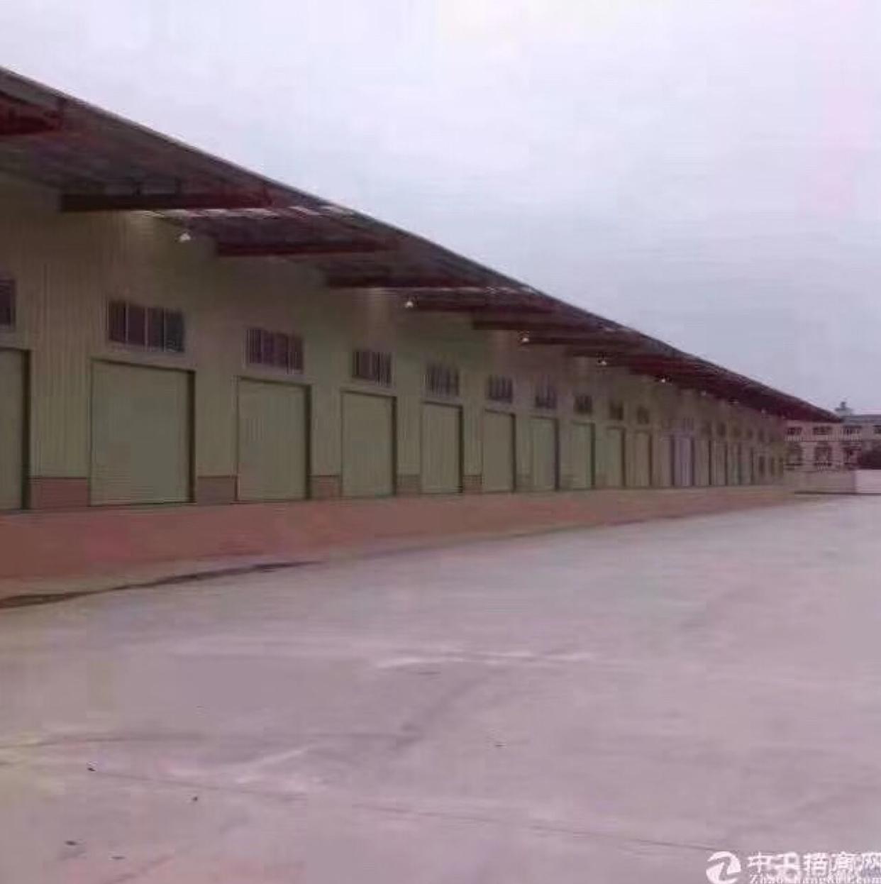 横沥标准物流仓库出租2000平方,价格实惠
