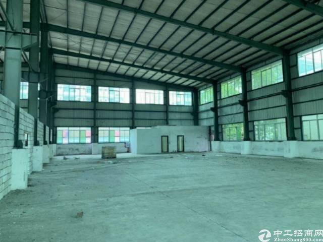 大朗原房东出租钢结构一楼700平方出租
