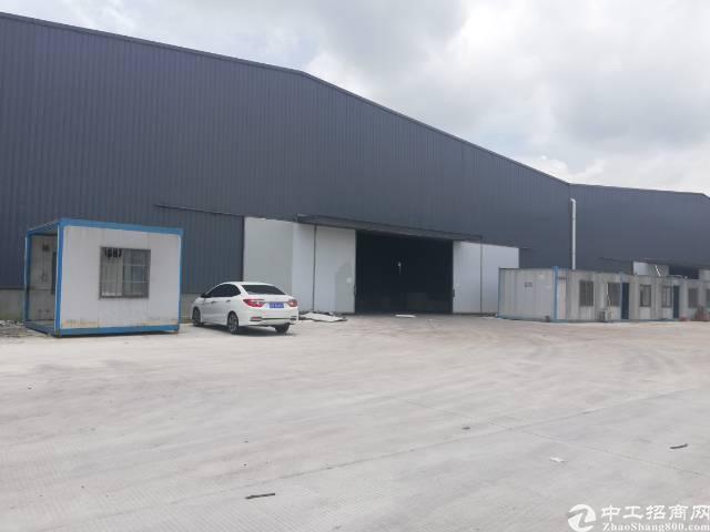 三栋原房东钢构9100平米厂房出租