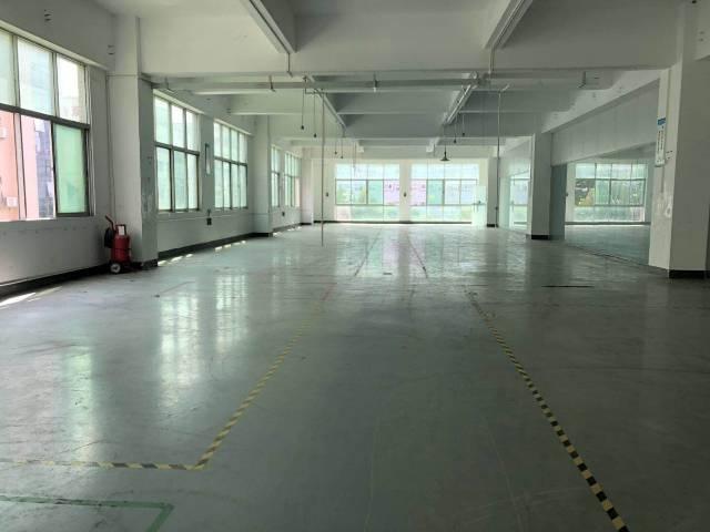 长安乌沙新出楼上整层精装修厂房四面采光精装修整层2500平