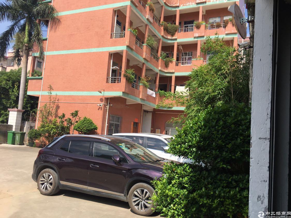 塘厦花园式独门独院层高7米的单一层厂房出租