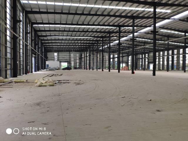 标准厂房1200-8500平家具塑料喷漆喷塑