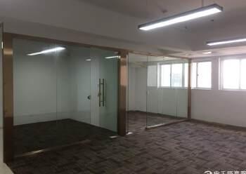 坂田主干道地铁口近50元高端写字楼110平图片1