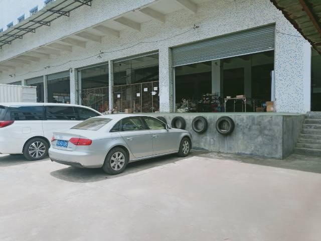 虎门3900平带卸货平台标准厂房出租