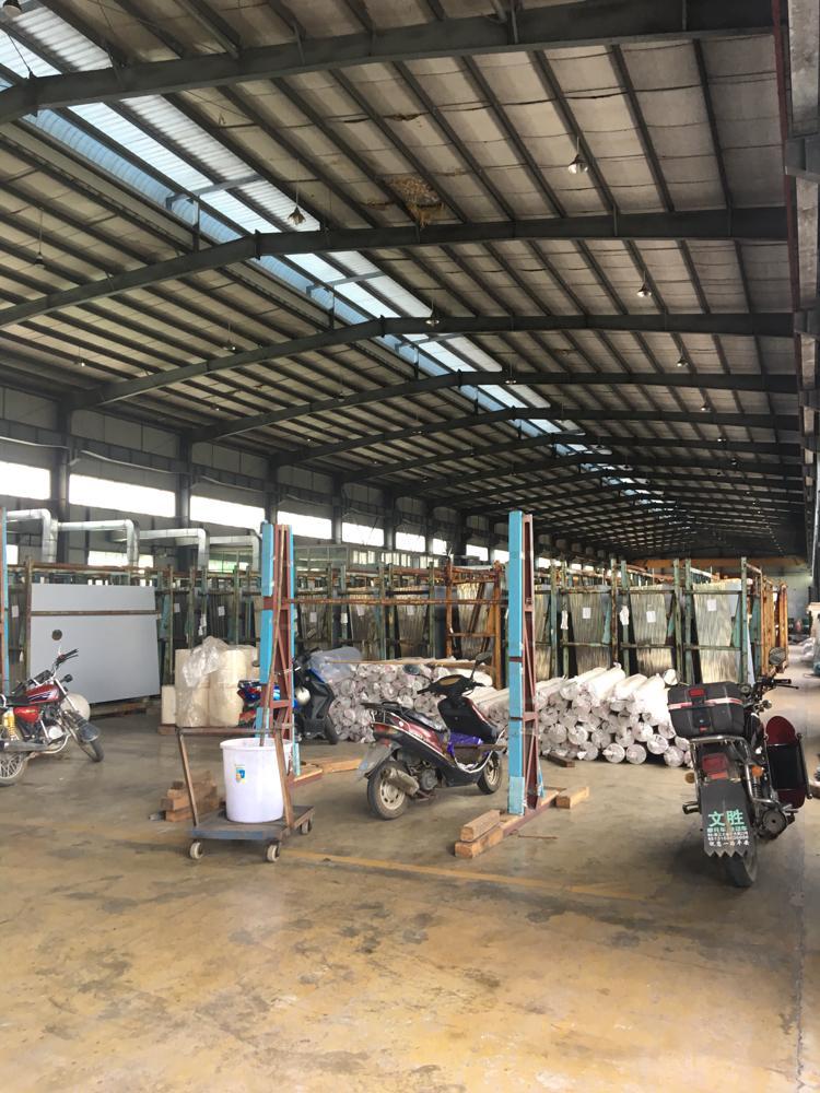 惠州博罗新出原房东占地38000平滴水12钢结构12000平-图3
