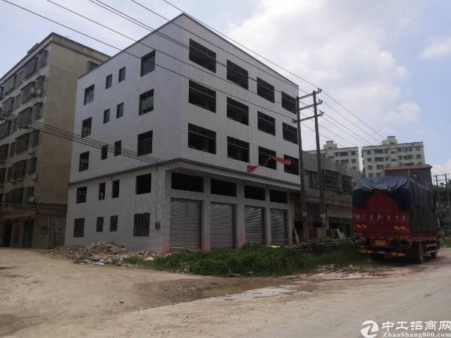 惠东县大岭镇原房东独栋标准厂房1100平方招租
