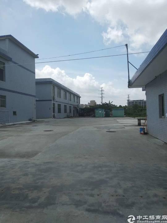 光明新区将石独栋二层厂房出租
