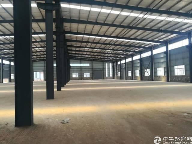 1470-8770全新单层钢结构厂房出售