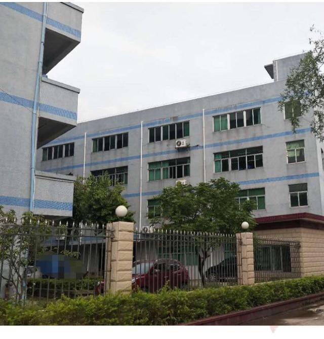 惠州三栋镇工业园占地3876m²建筑4547.71m