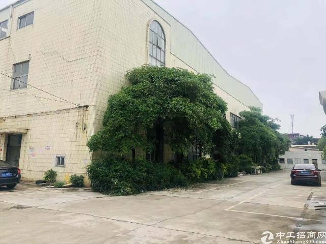 樟木头优美花园式600㎡标准厂房便宜招租