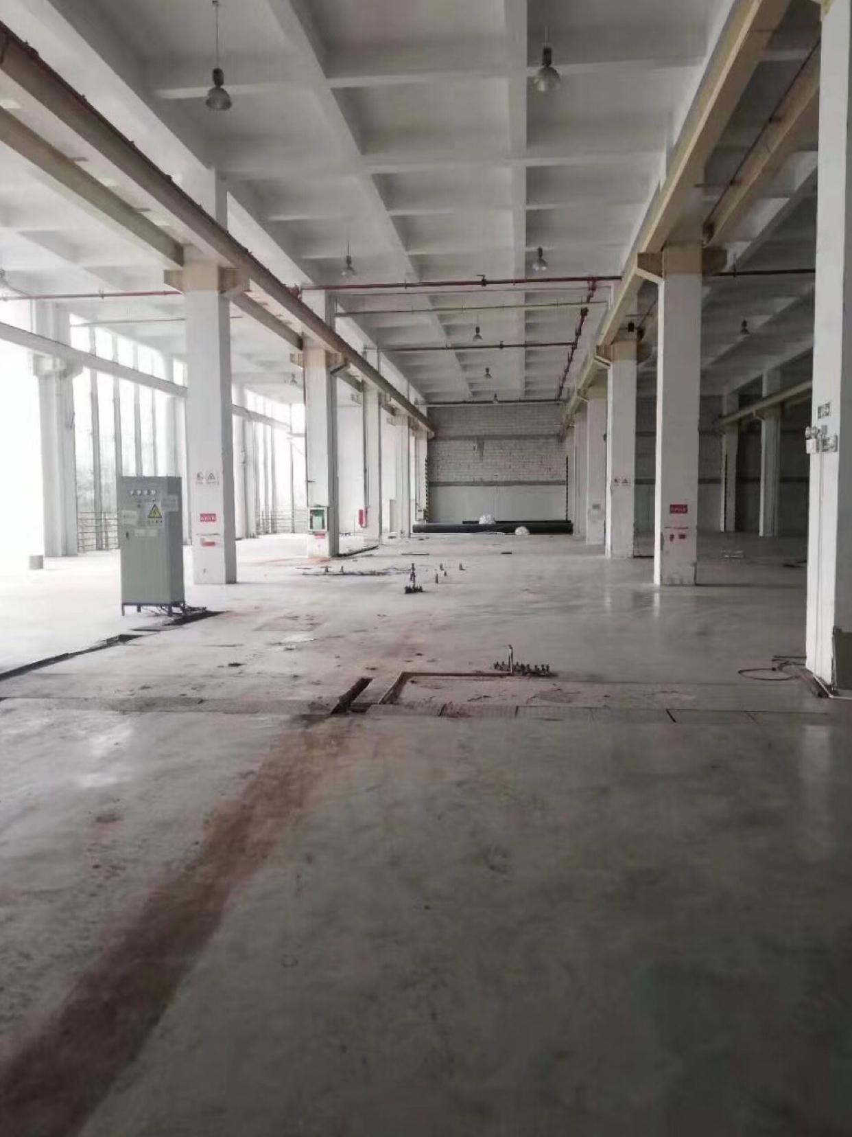 仲恺惠环仲恺公园附近标准厂房一楼1400平方