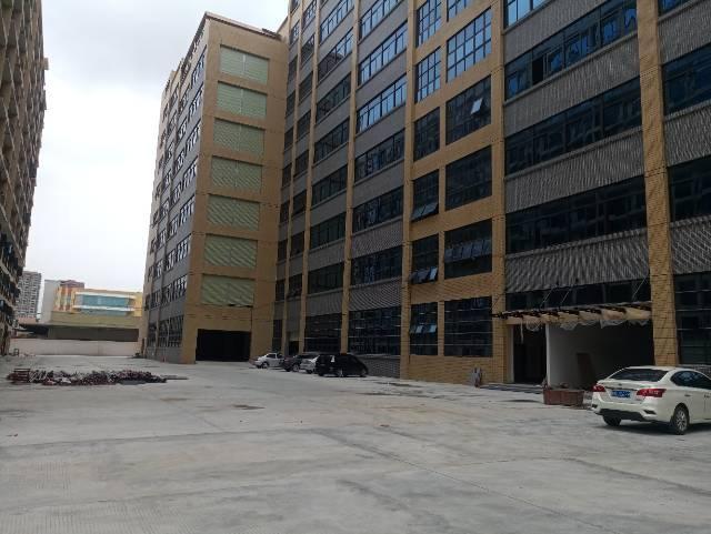 长安新重工业厂房,原房东出租,可分割