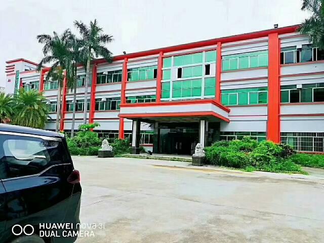 大朗高大上标准厂房1-3层9000平方