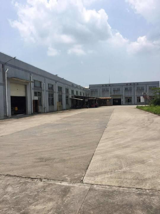 博罗县周边镇新出原房东占地38000平单一层厂房13000平