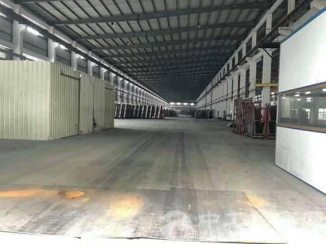厚街镇桥头第二工业区新出独院钢构仓库厂房28000平米招租可