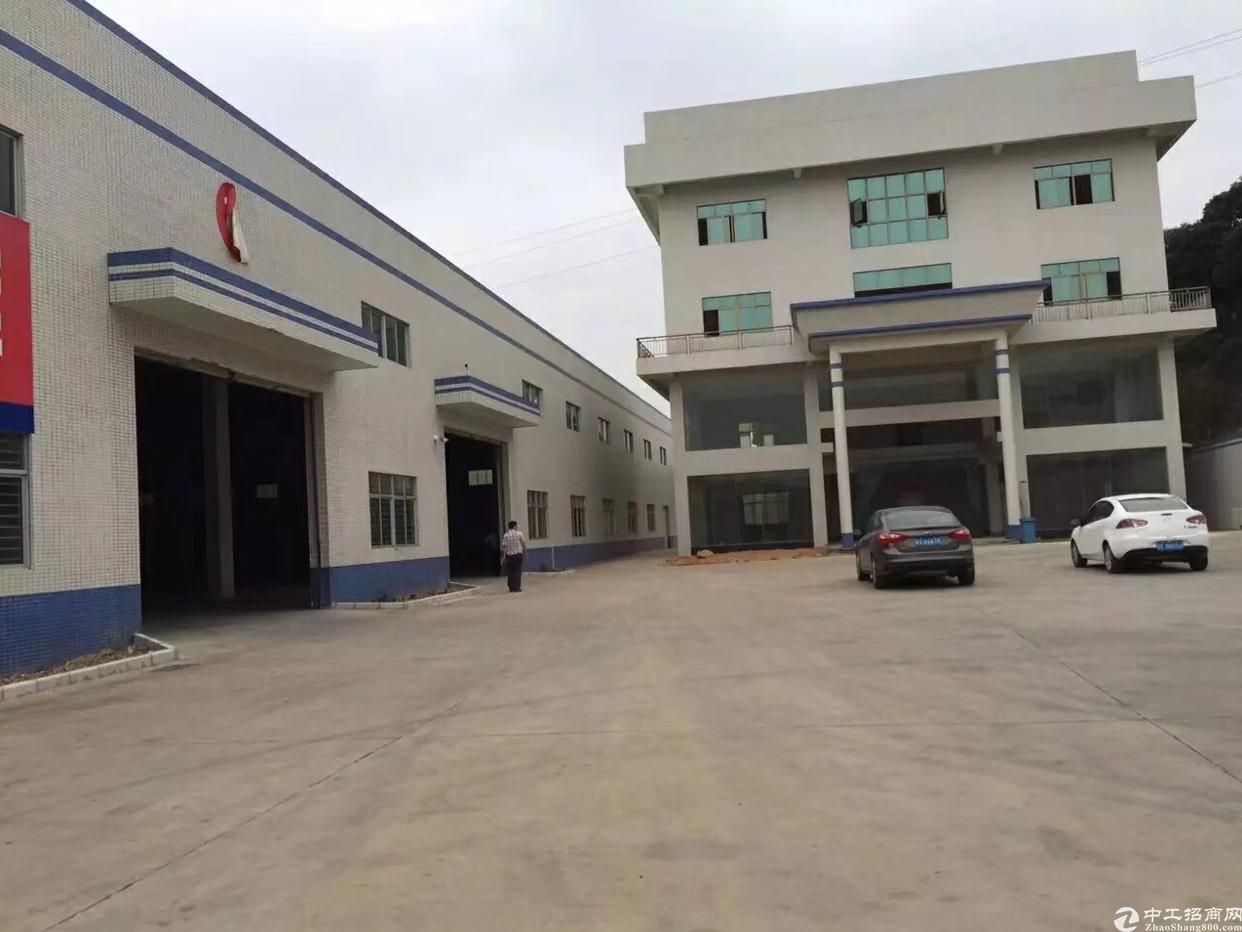新出原业主独院单一层厂房2880平方米