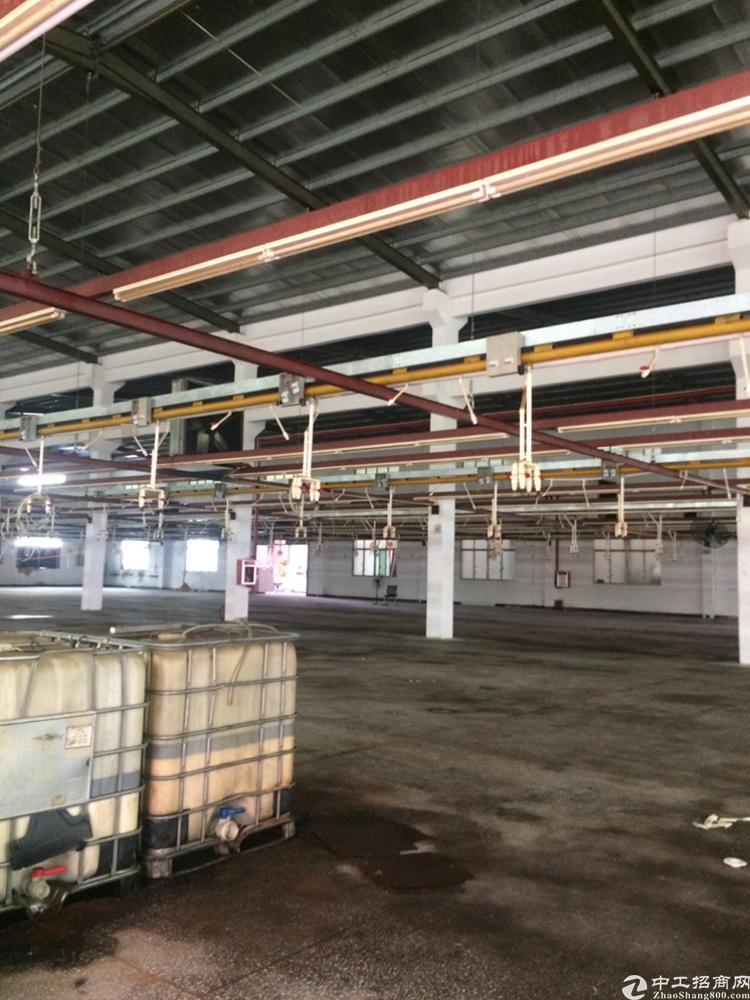 单一层钢构厂房滴水8米