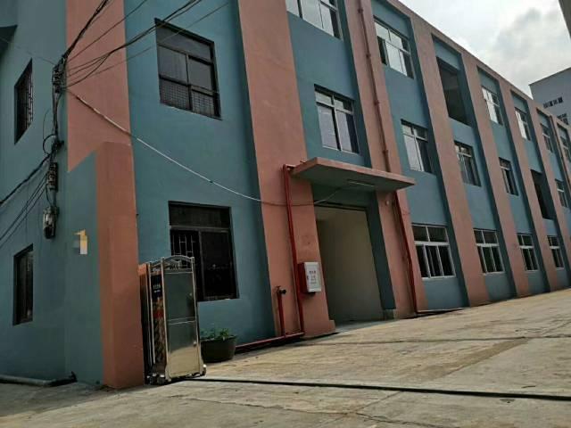长安镇厦边新出独院厂房1一3F3000平方