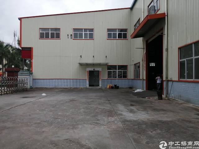 全新单一层重工业钢结构独门独院3500平