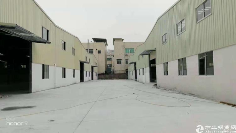 长安厦边振安西路上新出新建全新滴水八米钢构5000平