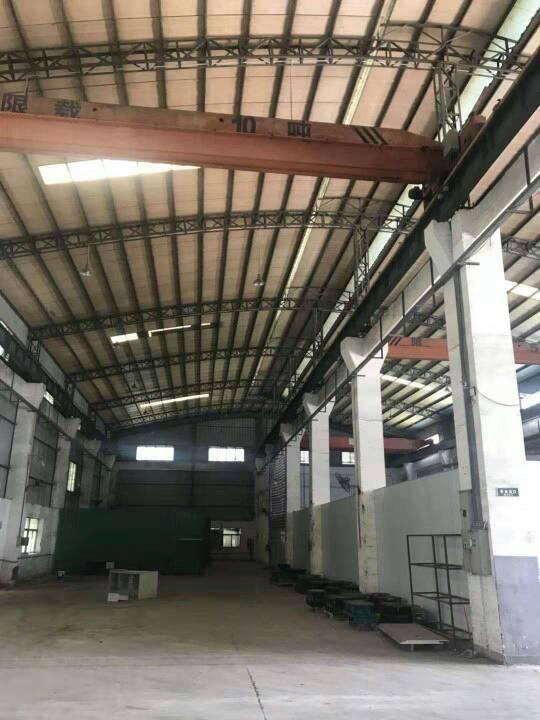 大朗镇新马莲村新出单一层独院厂房2200平方