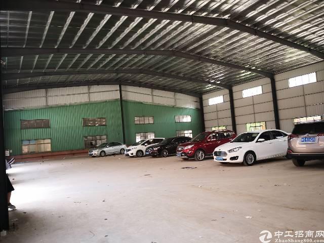 新空出单一层厂房1500平米
