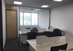 石岩60~200平方精装修办公室出租