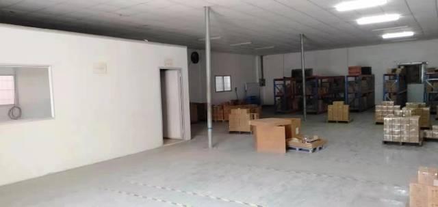 长安沙头新出一楼带装修厂房300平方水电齐全