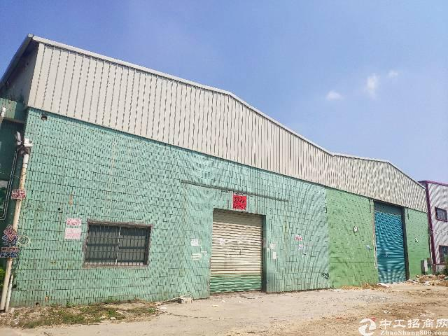 园洲镇新出9米高单一层厂房
